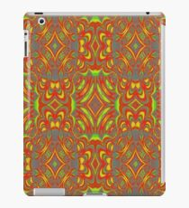 Abstract cool unique Pattern iPad Case/Skin
