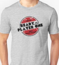 Ready Player One Logo Joust 1982 T-Shirt