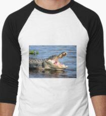 Big Mouth Men's Baseball ¾ T-Shirt