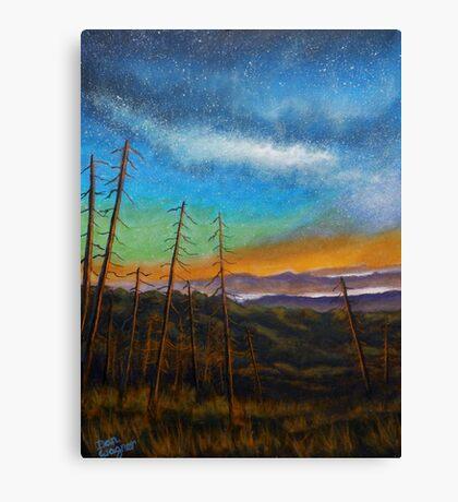 Heavens door Canvas Print
