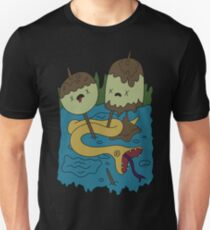 Adventure Time - Rock T-shirt Unisex T-Shirt