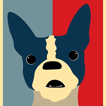 Puppy Bama Poster by dmayr
