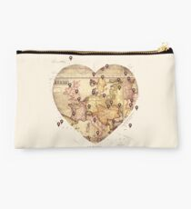 Love to Travel Studio Pouch