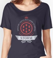 Magic The Gathering - Storm Life Women's Relaxed Fit T-Shirt
