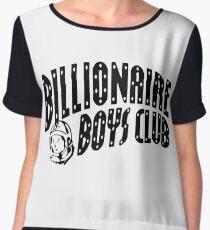 Billionaire Boys Women's Chiffon Top