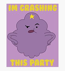 Adventure Time - Lumpy Space Princess Photographic Print