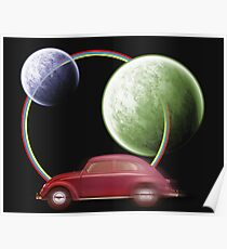 car space  Poster