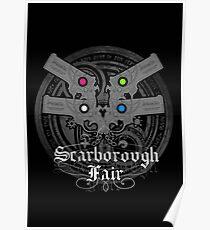 Bayonetta - Scarborough Fair Poster
