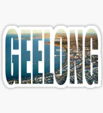 Geelong Sticker