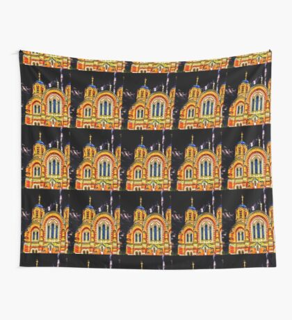 St Volodymyr's Cathedral  Wall Tapestry