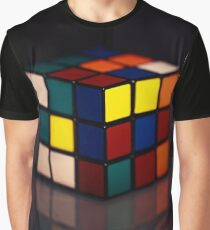 rubix cube Graphic T-Shirt