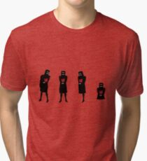 Black Knight - Monty Python Tri-blend T-Shirt
