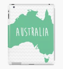 Australia Chevron Continent Series iPad Case/Skin