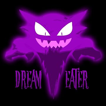 Haunter - Dream Eater by retrosaurus
