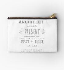 Bolso de mano Arquitectura