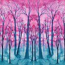 Abstrakter Wald von DiBeauteous
