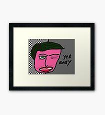 Ringo Starr Art: Yer Baby Framed Print