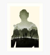 The Last of Us (II) (No Text) Art Print