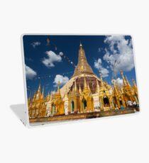 Shwedagon Pagoda, Yangon Laptop Skin