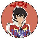 Keith -Vol-tron? by Kaitrin Snodgrass