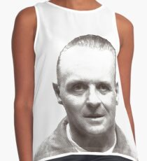 Hannibal Lecter 3 Contrast Tank
