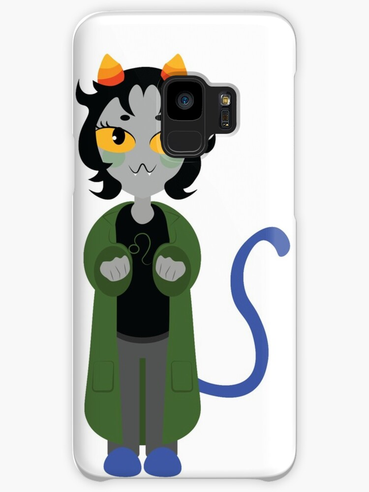 Nepeta Homestuck Cases Skins For Samsung Galaxy By Miunya Redbubble
