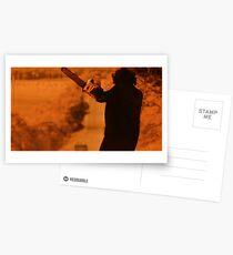 Texas Chainsaw Massacre - Flex Postcards
