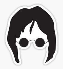 John Lennon Tribute Sticker