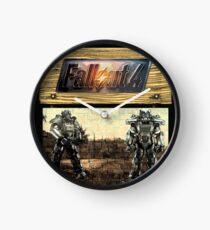 Fallout 4 Clock
