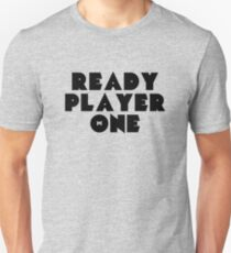 Ready Player One Symbol Unisex T-Shirt