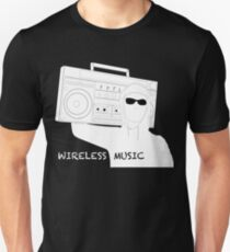 Wireless Music T-Shirt