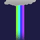 Cloud rainbow by Neelai