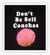SELF CONCHAS Sticker