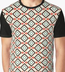 Moroccan Ceramic Tiles Graphic T-Shirt