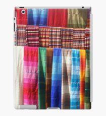 Moroccan Fabrics iPad Case/Skin