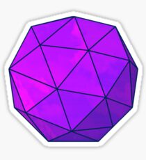 Purple Air  Sticker
