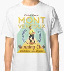 Chris Froome runs up Mont Ventoux Classic T-Shirt