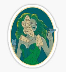 Rotten Dollies - Moth'er Sticker