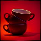 Three coffee cups 1x1 by andreisky