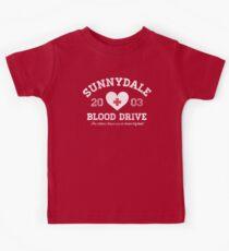 Sunnydale Blood Drive Kids Tee
