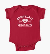 Sunnydale Blood Drive Kids Clothes