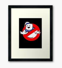 Puft Busters  Framed Print