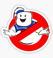 Puft Busters  Sticker