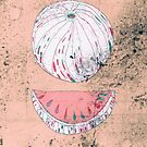 Pink Vintage Watermelon  by TapoJusti