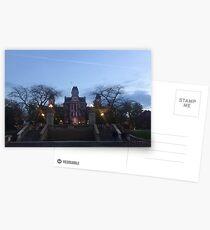 Hall of Languages Postcards