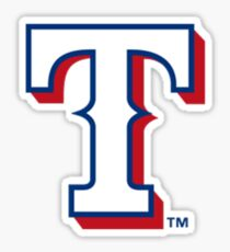 Rangers T - White Sticker