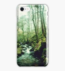 The Secrets of a Flowing Creative Mind iPhone Case/Skin