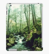 The Secrets of a Flowing Creative Mind iPad Case/Skin