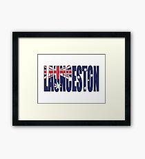 Launceston Framed Print