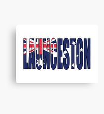 Launceston Canvas Print